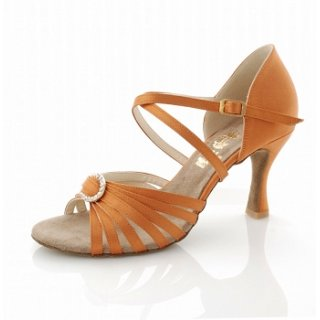 Lati Dance Shoe in Beige